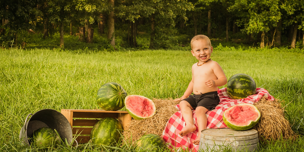 Watermelon Mini Sessions