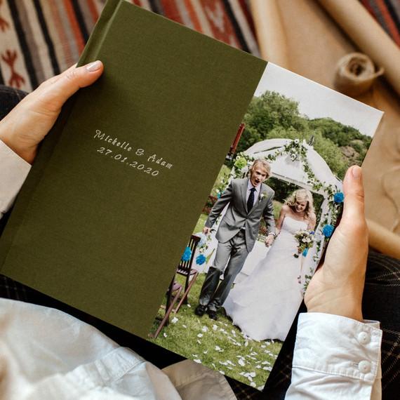 צילום חתונה בטבע