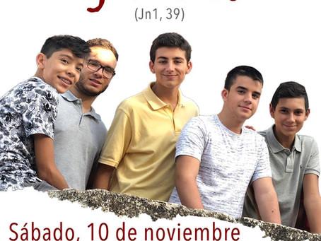 Campaña Vocacional en Belmonte