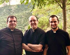 Formadores del Seminario de Cuenca