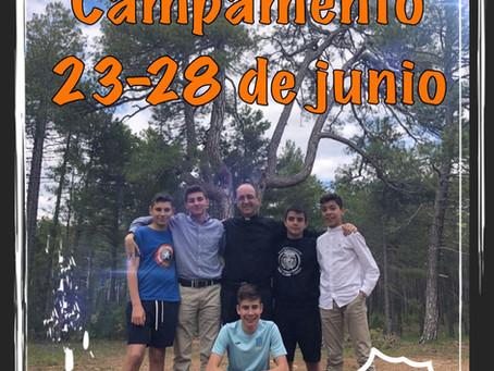 Campamento Vocacional 2019