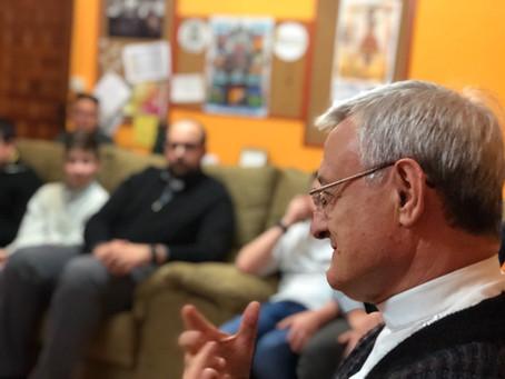 Visita del Nuncio Apostólico de Ecuador