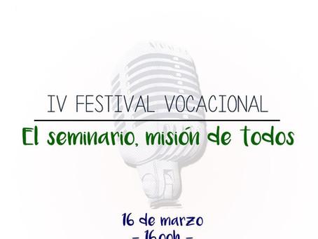 Festival Canción Vocacional 2019