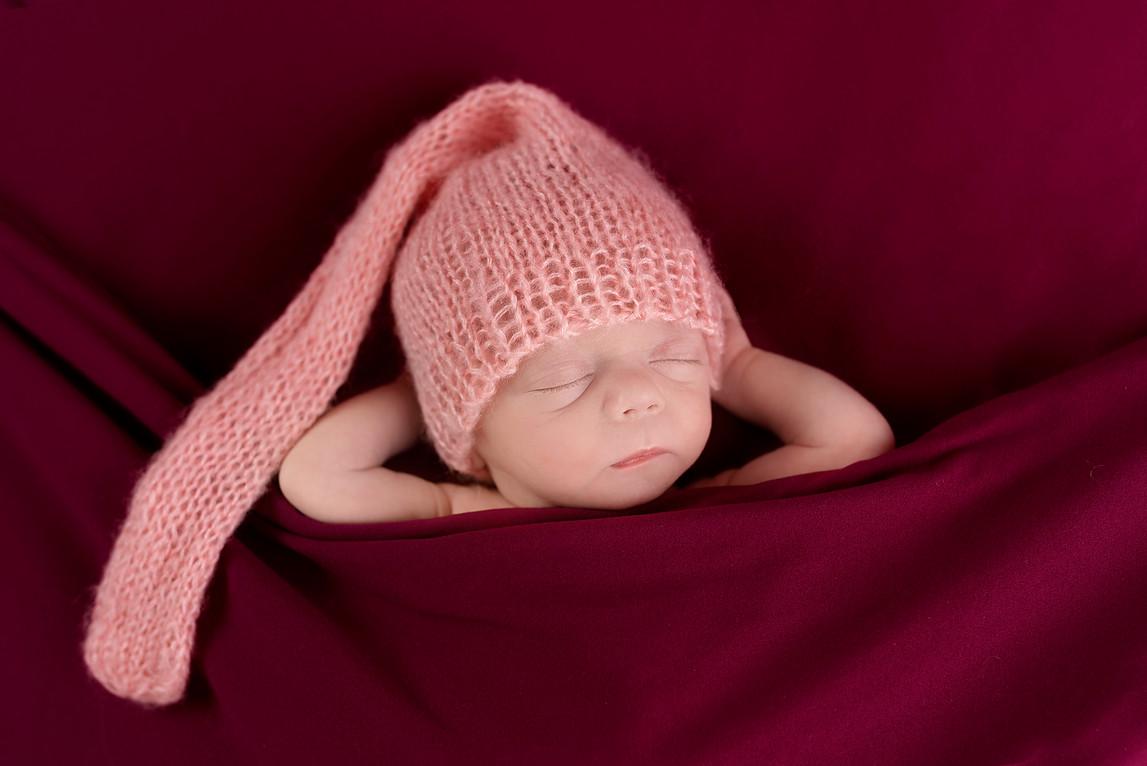 Sleepy baby, Newborn Photos Wirral