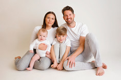 stunning family photos wirral studio