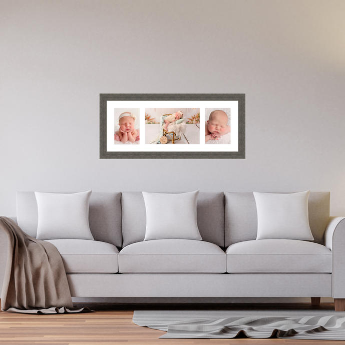 """36""""x14"""" 3 Images £429 Wide choice of frames"""