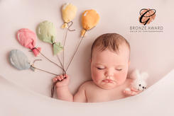 baby photographer merseyside studio