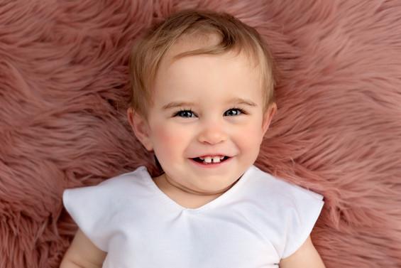 Stunning baby photoshoot