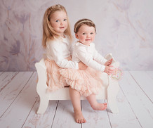 sisters professional photoshoot wirral