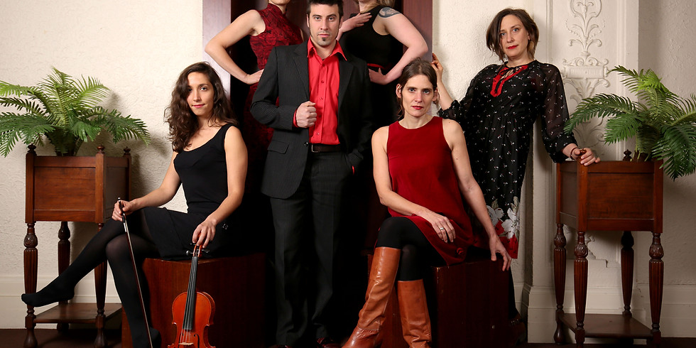 La Busca at Four Seasons Fine Music Festival
