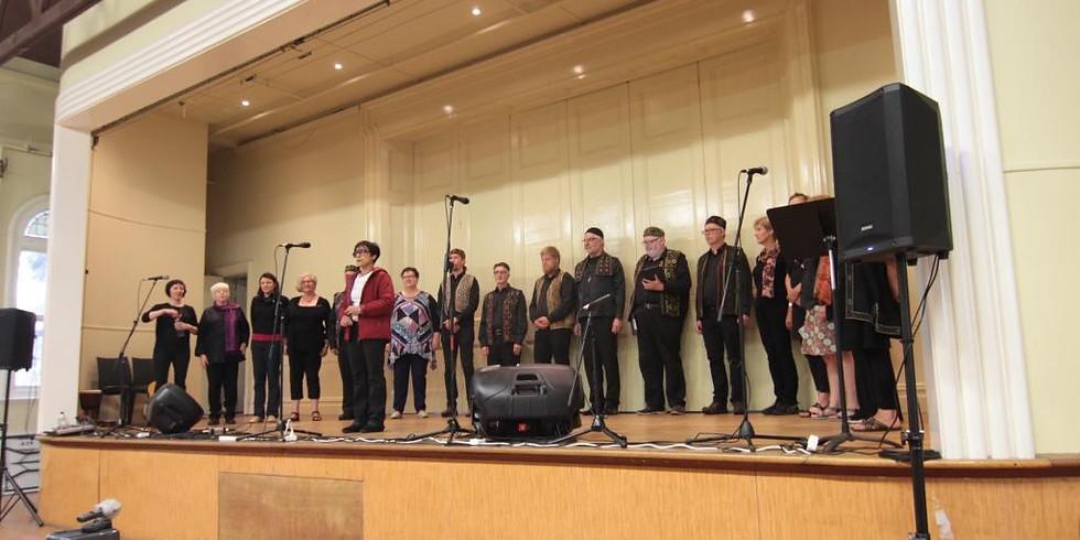 Melbourne Georgian Choir farewell concert