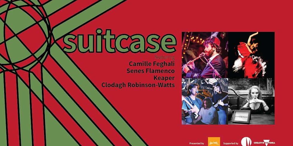 Suitcase: Earth Music Showcase