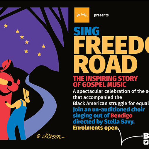 Sing Freedom Road