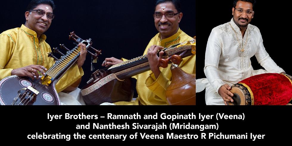 Iyer Brothers Veena Duet