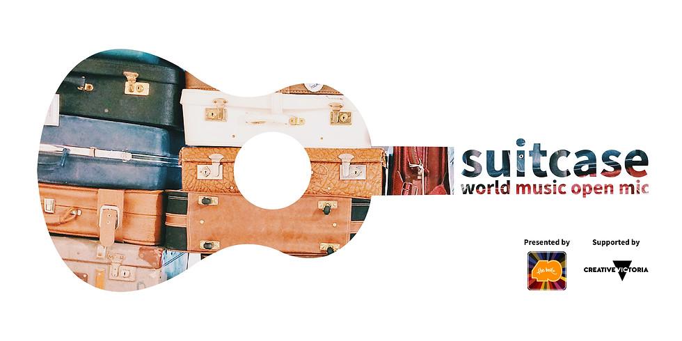 Suitcase #8