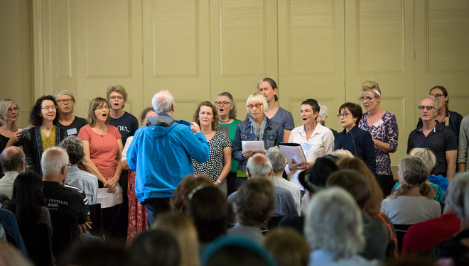 For all who love to sing: the 2019 Boite Singers' Festival announced