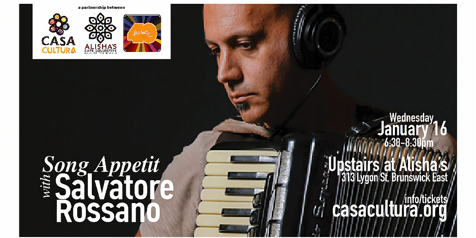 Song Appetit with Salvatore Rossano