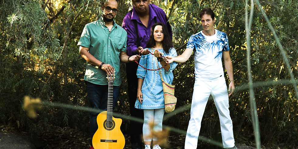 Spirit Lines with Kutcha Edwards, Daniel Jauregui & Adrian Hearn
