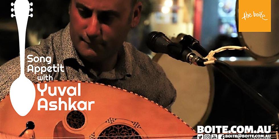 Song Appetit with Yuval Ashkar