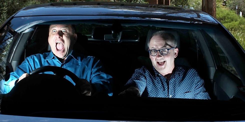 Dean Frenkel & David Jones Album Launch