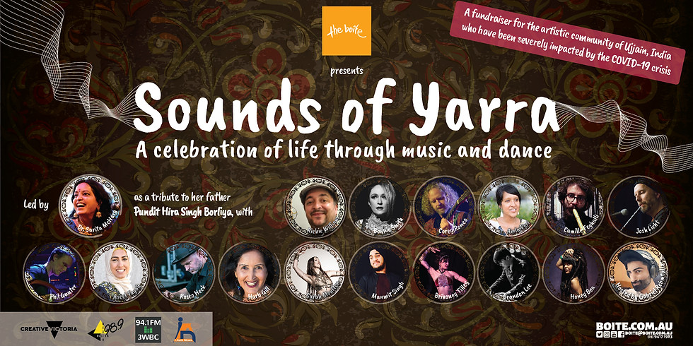 Sounds of Yarra (Streamed)