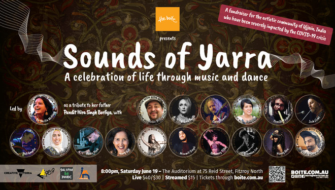 Sounds of Yarra