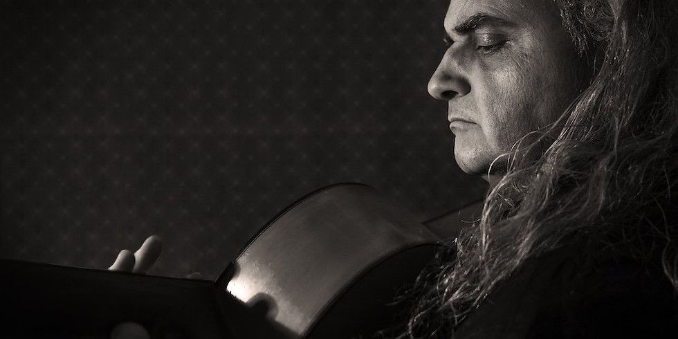 Thomas Lorenzo Trio: Flamenco Jazz at Eltham World Harmonies