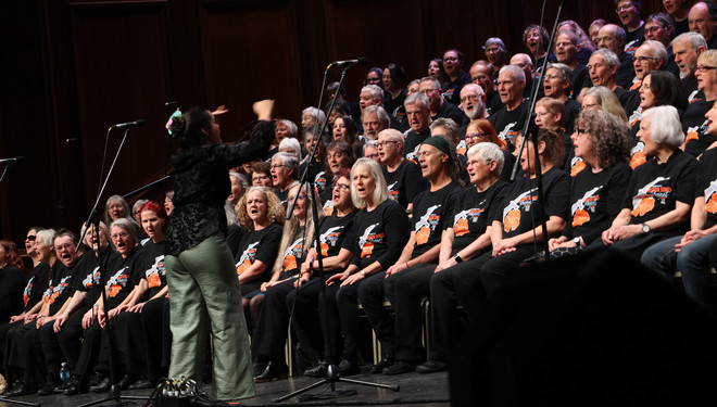 Photos from the 2018 Boîte Millennium Chorus concert