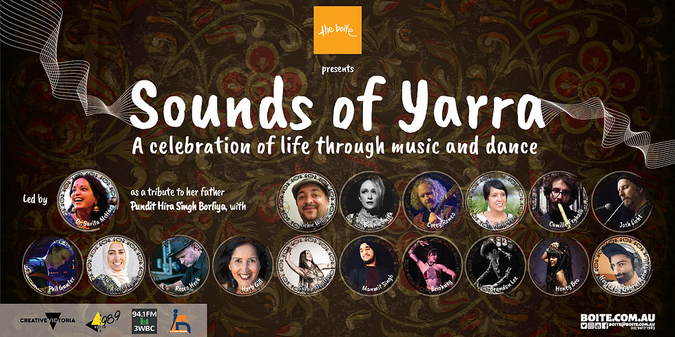 Sounds of Yarra (Live)