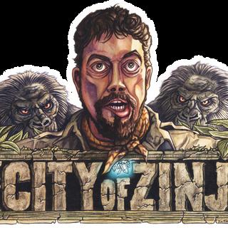 The Lost City of Zinj