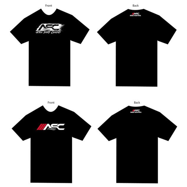 ASC T-Shirt Designs