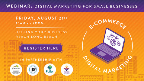 Digital Marketing Info Graphic