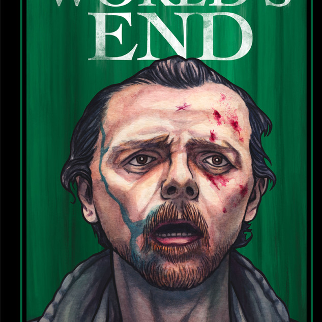 Gary King: The World's End
