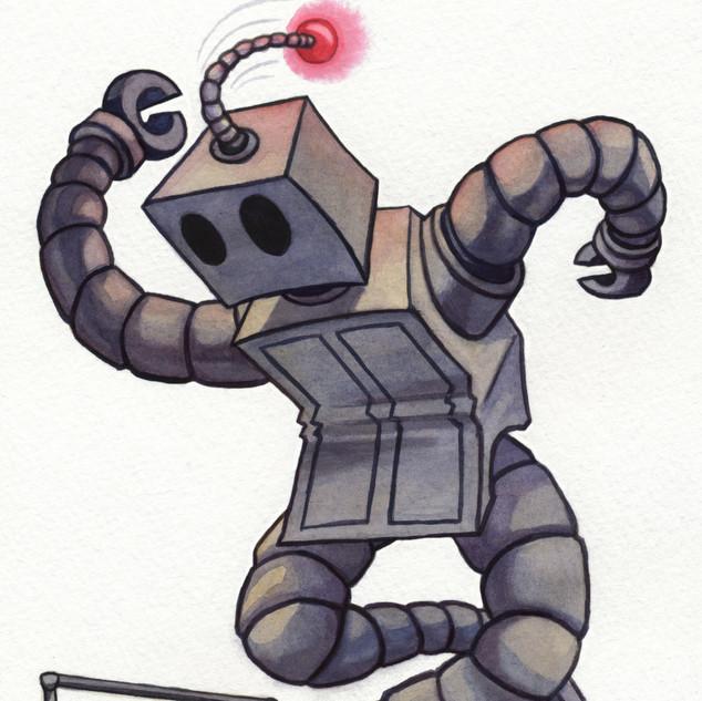 Robo-electro
