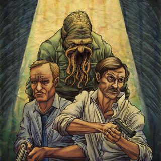 Rust & Marty visit Carcosa