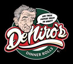 DeNiro's Dinner Rolls logo