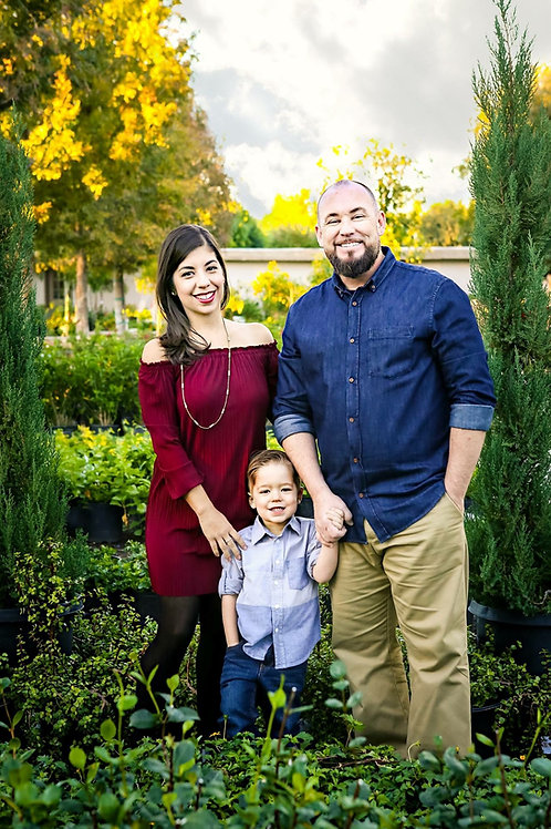 Family Outdoor Full Session