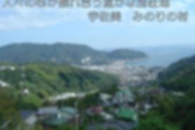 みのりの村 伊豆の別荘地