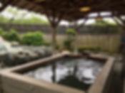 露天 檜風呂