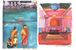 Travel Book, India