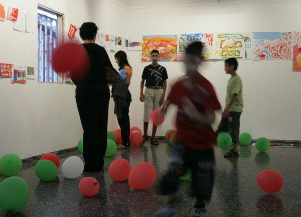 Galerie Marmoud Darwish