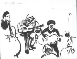 renard en concert