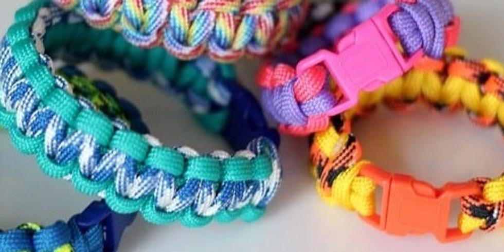 Easy Paracord Bracelets 27MAR