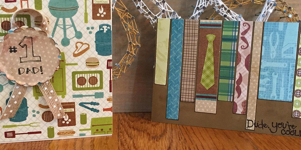 Paper Crafting - Free Card 30May