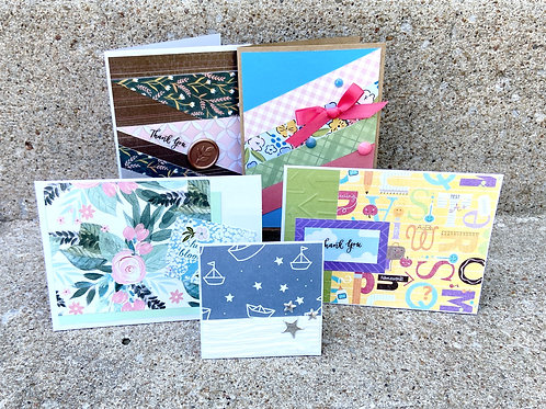 Greeting Cards Red Collection
