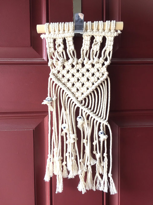 Mini Macrame Wall Hanging @Home