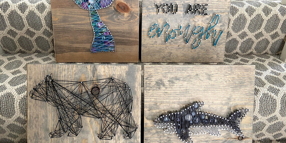 """You Pick"" String Art 26MAR"