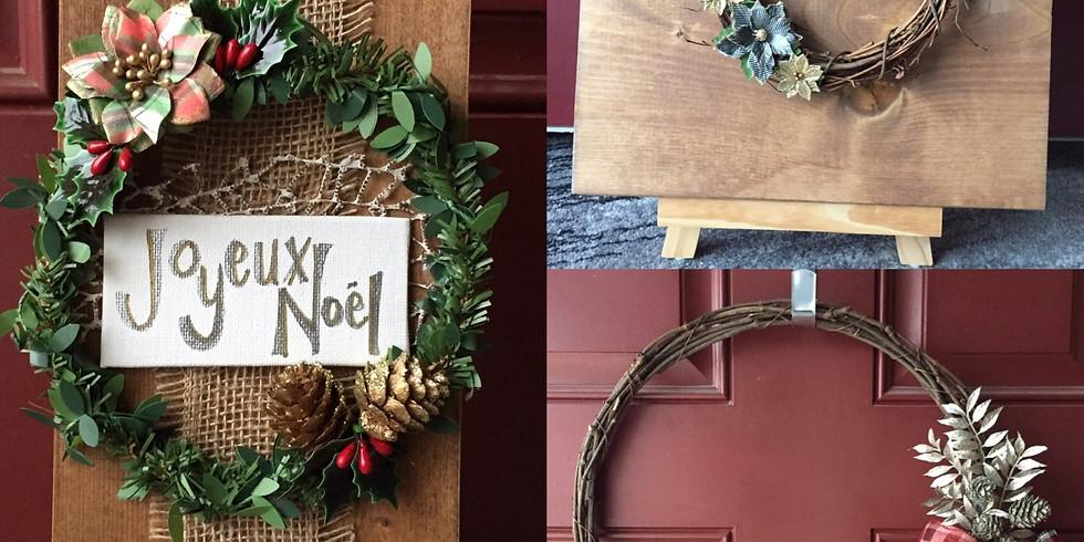 Holiday Wreath 6NOV