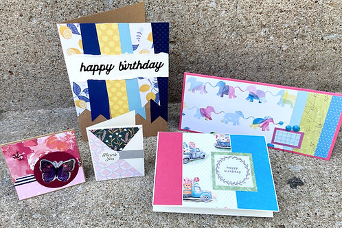 Greeting Cards Marigold Collection