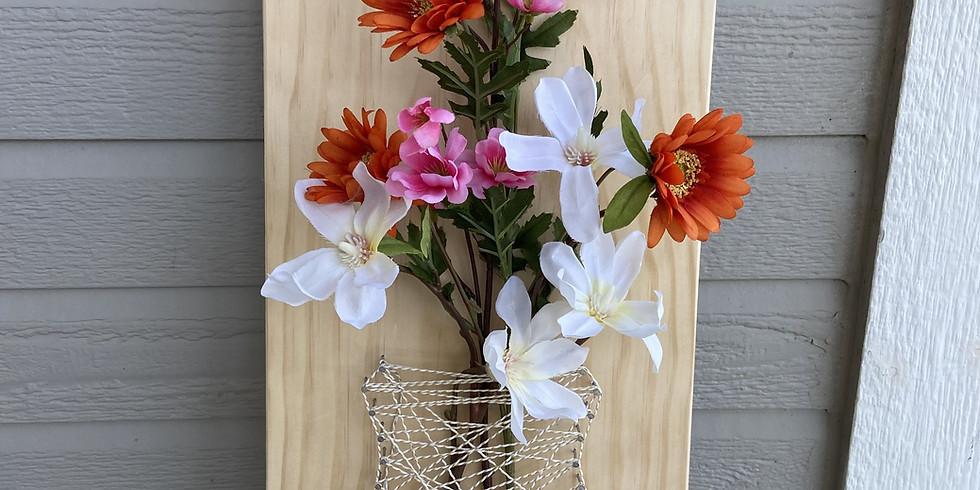 Vase String Art 26FEB